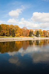 Autumn in Minsk