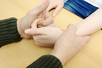 Ergotherapie an Hand und Handgelenk