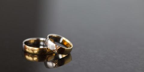 wedding rings banner