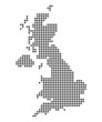 Map of United Kingdom - 81876070