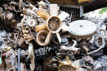 parts of parts of mechanisms of automobiles