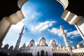 Grande Mosche Sheikh Zayed - Abu Dhabi