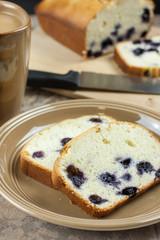 Lemon Bluberry Bread
