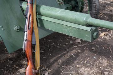 Soviet World War II Weapon