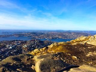 Norwegian Landscape Bergen