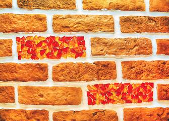 wall, brick