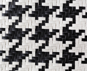 weave leather, fragment