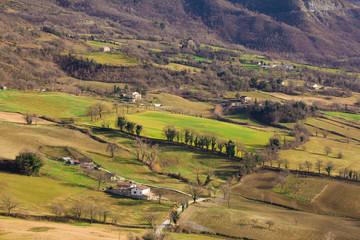Paesaggio rurale - Emilia Romagna