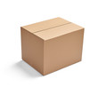 box package delivery cardboard carton - 81879227