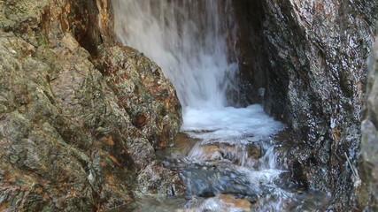 Small Waterfall Stevens Trail Colfax California