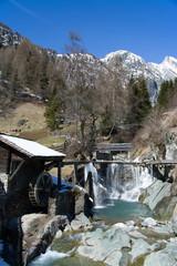 Hinterbichl, Osttirol, Österreich