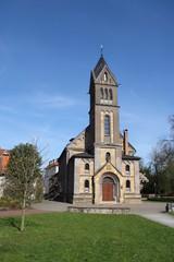 Eine Schlosskapelle in Osnabrück
