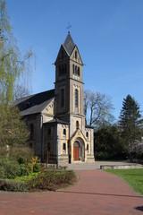 Eine Kirche in Osnabrück