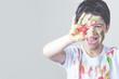 niño pintado - 81882409