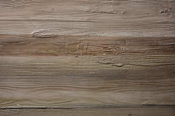 Grungy and smooth bare concrete wall wood texture