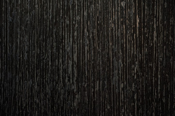 Background black textured plastered wall