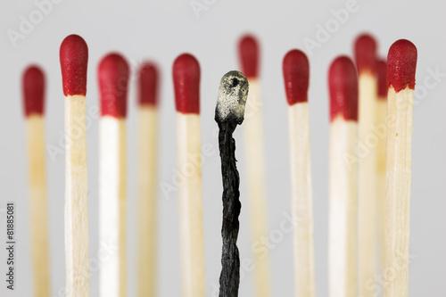 Foto op Plexiglas Ontspanning burnout