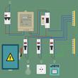 Electric circuit - 81886018