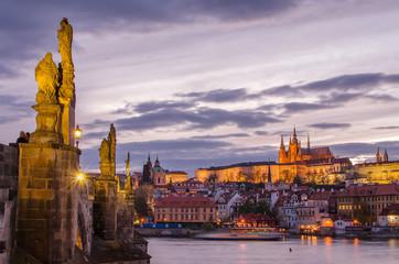 Castle of Prague (Czech Republic), Charles Bridge, Vltava