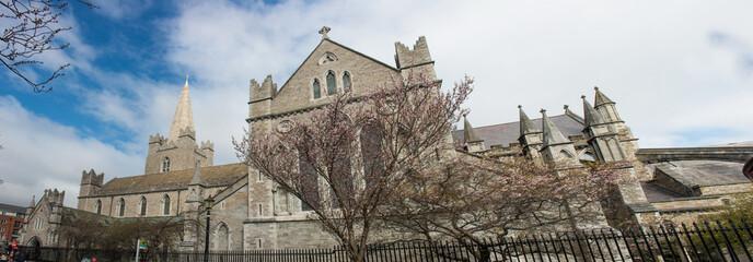 Saint Patrick's Cathedral Dublin Ireland