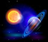 Magic Space - Sun & Saturn
