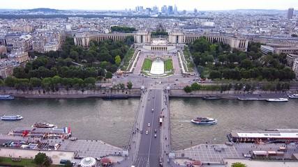 Eiffelturm Aussicht, Paris