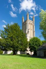 The Parish Church of St Cuthbert Wells