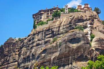 The Holy Monastery of Great Meteoron. Kalambaka, Greece