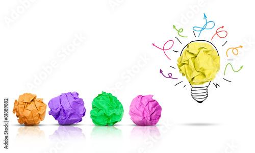 Inovation concept