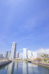 横浜みなとみらい・ランドマークタワー周辺
