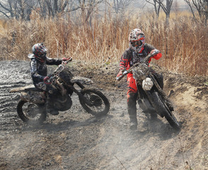 Off-road riders