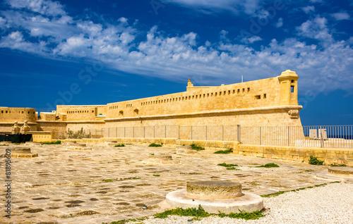 Fort Saint Elmo in Valletta - Malta - 81895609