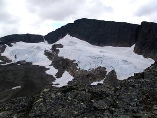 Gletscher des Helags