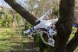 Damaged drone - 81898055