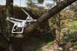 Damaged drone - 81898268