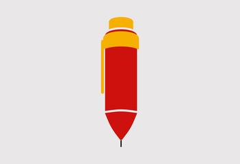 pen logo vector