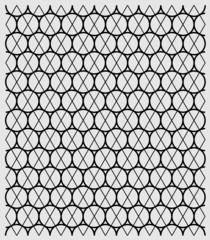 Seamles Round Pattern 1
