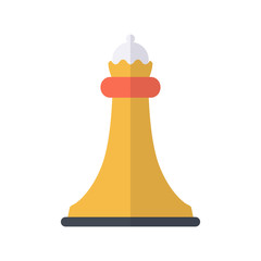 Chess figure.