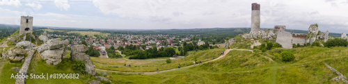 Zamek Olsztyn - 81906882