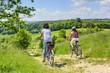 Radtour in idyllischer Natur