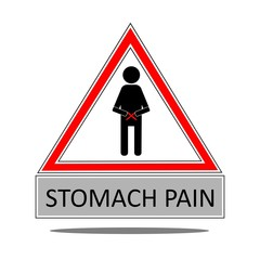 pain in stomach