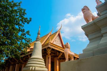 Religious temple.