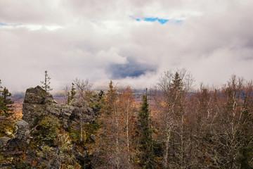 Zyuratkul National Park, near the top of the Big Kalagaza
