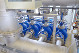 Water purification filter equipment