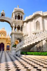 Sri Krishna Balaram temple, Vrindavan, India