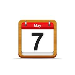 May 7.
