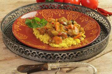 tajine de boulettes de boeuf et légumes 21042015