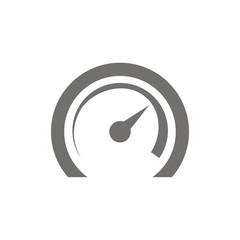 Icono velocímetro FB