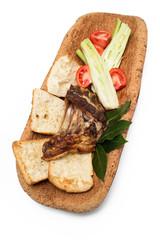 Porcetto arrosto, cucina sarda