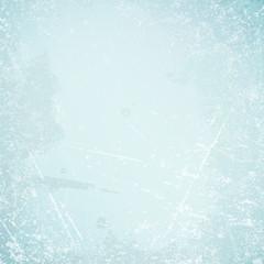 Blue Retro Paper Background